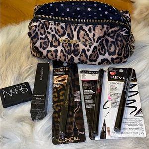 Victoria's Secret Bag and Makeup Bundle
